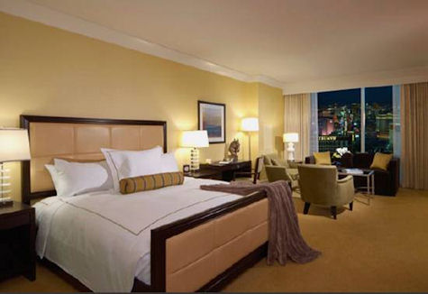 Bedroom Suites  Sale on Trump Hotel Las Vegas  5 Star Hotel Condominiums For Sale